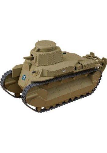 Girls und Panzer das Finale Vehículo Nendoroid More Type 89 I-Go Kou 01