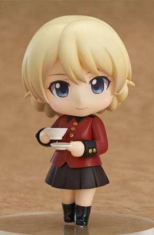 Girls und Panzer der Film Set de 6 Minifiguras Nendoroid Petite Other High Schools Version 01