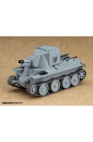 Girls und Panzer der Film Vehículo Nendoroid More BT-42 01