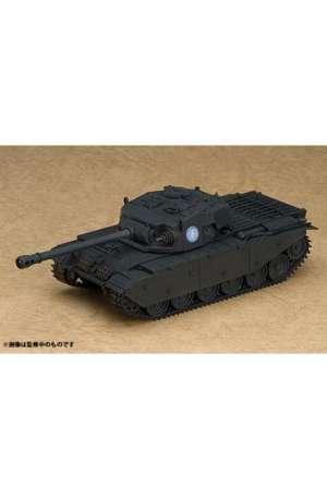Girls und Panzer der Film Vehículo Nendoroid More Centurion 01