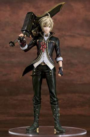 God Eater 2 Rage Burst Figura Julius Visconti 05