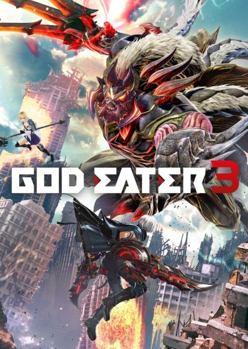God Eater 3 PC Descargar
