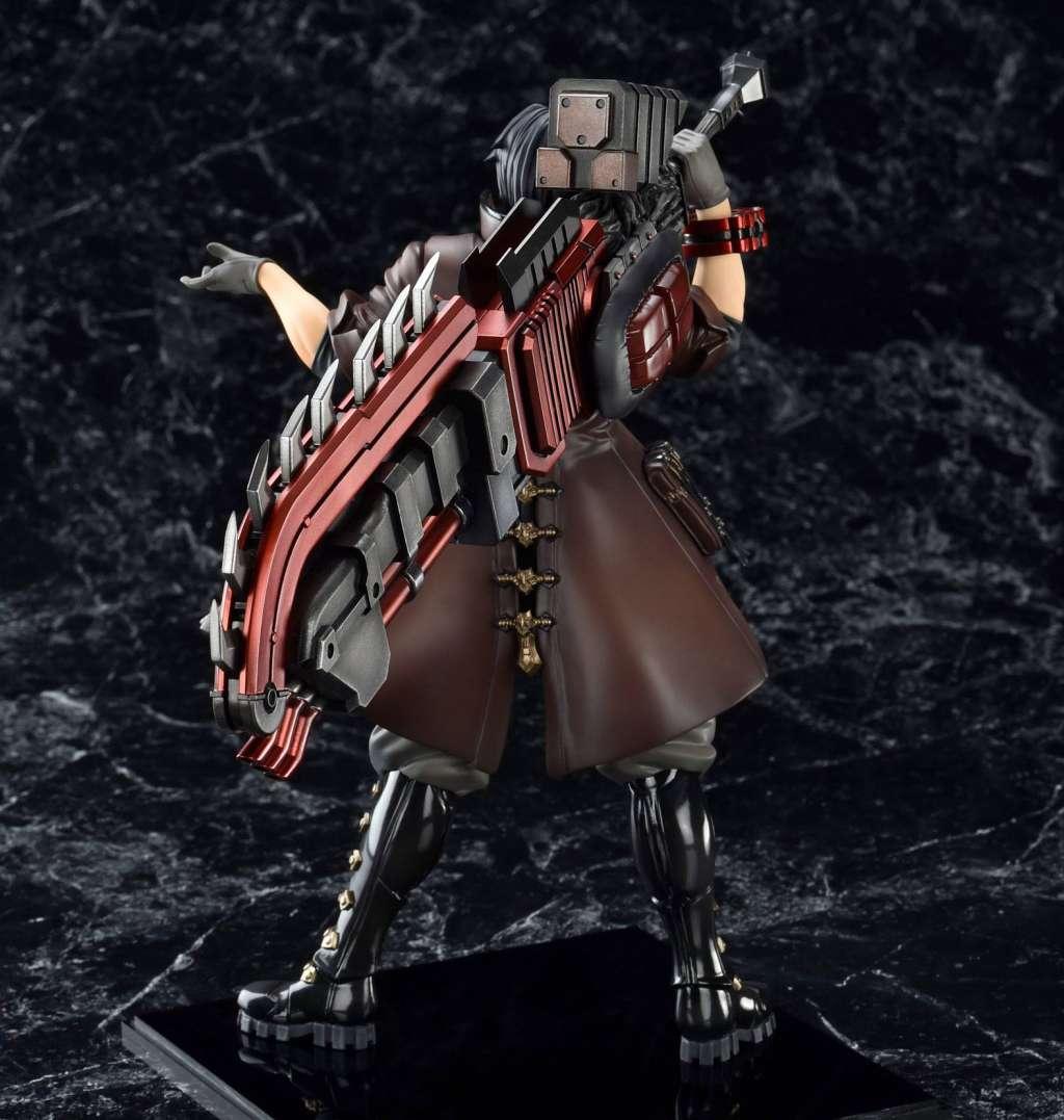 God Eater Figura Lindow Amamiya 23 cm 05