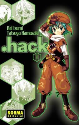 .Hack manga tomo 1