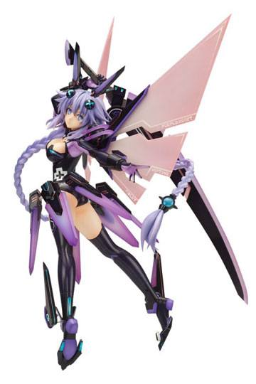 Hyperdimension Neptunia Figura Purple Heart 35 cm 01