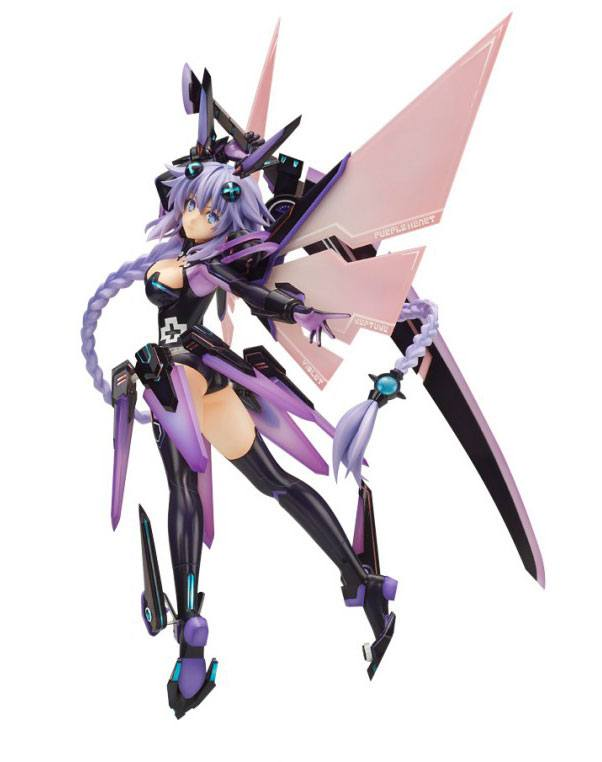 Hyperdimension Neptunia Figura Purple Heart 35 cm 02