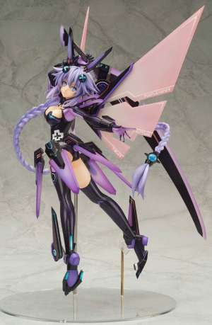 Hyperdimension Neptunia Figura Purple Heart 35 cm 04