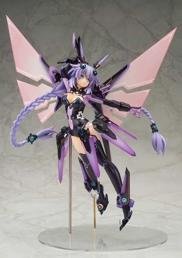 Hyperdimension Neptunia Figura Purple Heart 35 cm 06