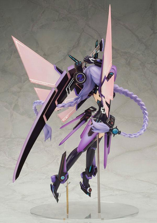 Hyperdimension Neptunia Figura Purple Heart 35 cm 07