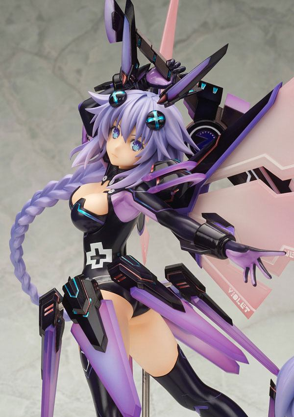 Hyperdimension Neptunia Figura Purple Heart 35 cm 09