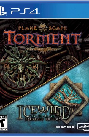 Icewind Dale Enhanced Edition PS4