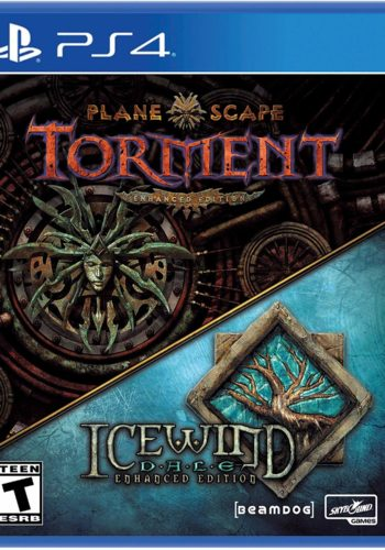 Icewind Dale Enhanced Edition PS4