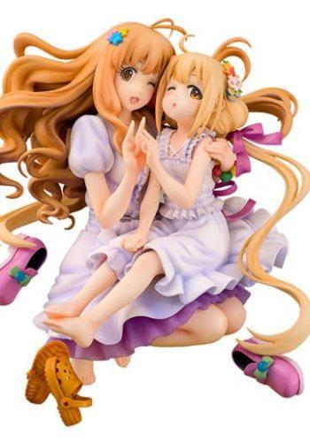 Idolmaster Cinderella Girls Figura Kirari Moroboshi y Anzu Futaba 01