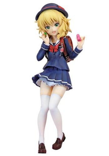 Idolmaster Cinderella Girls Figura Momoka Sakurai Rose Fleur 01
