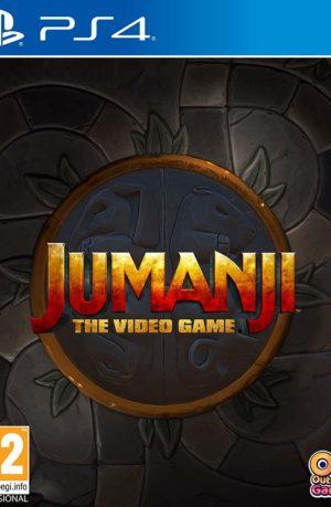 Jumanji El videojuego PS4