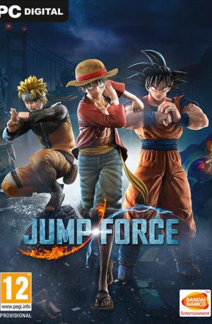 Jump Force PC Descargar