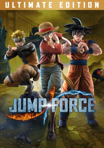Jump Force Ultimate Edition PC Descargar