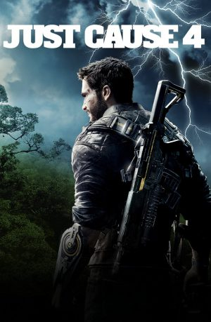 Just Cause 4 PC Portada