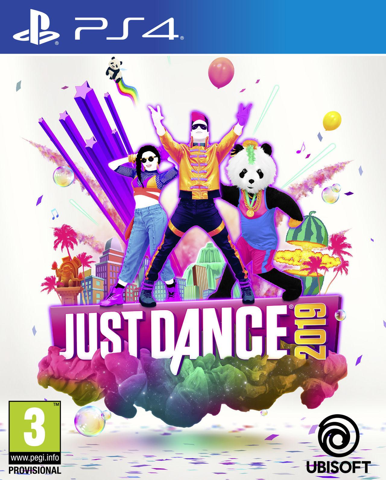 Just Dance 2019 PS4 Portada