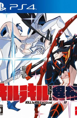 KILL la KILL-IF PS4