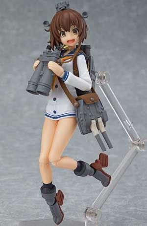 Kantai Collection Figura Figma Yukikaze 13 cm 01