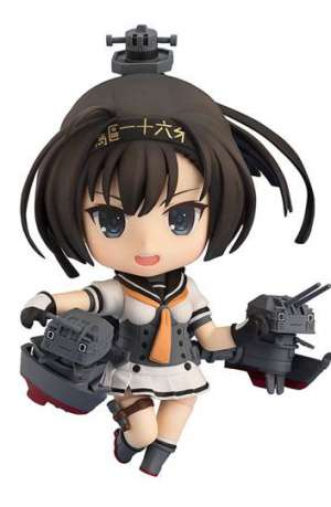 Kantai Collection Figura Nendoroid Akizuki 10 cm 01