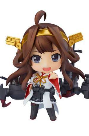 Kantai Collection Figura Nendoroid Kongo Kai-II 10 cm 01