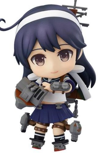 Kantai Collection Figura Nendoroid Ushio Kai-II 10 cm 01