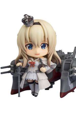 Kantai Collection Figura Nendoroid Warspite 10 cm 01