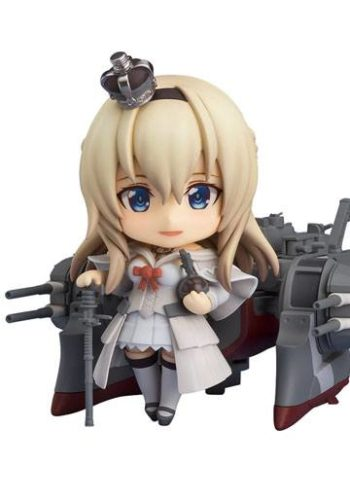 Kantai Collection Figura Nendoroid Warspite 10 cm 01