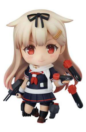 Kantai Collection Figura Nendoroid Yudachi Kai-II 10 cm 01