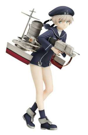 Kantai Collection Figura TZ1 Leberecht Maass 01