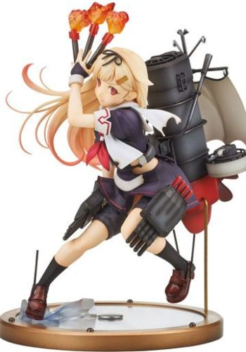 Kantai Collection PVC Figura Yudachi Kaini 01