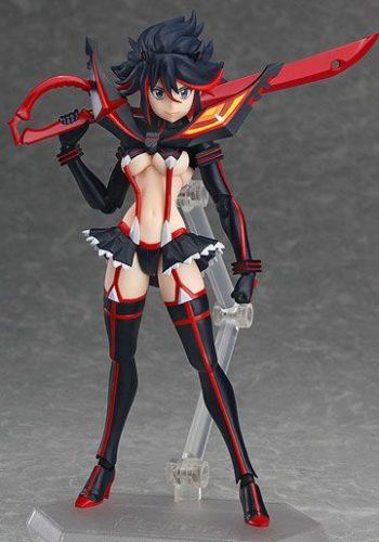 Kill la Kill Figura Figma Ryuko Matoi 15 cm 01