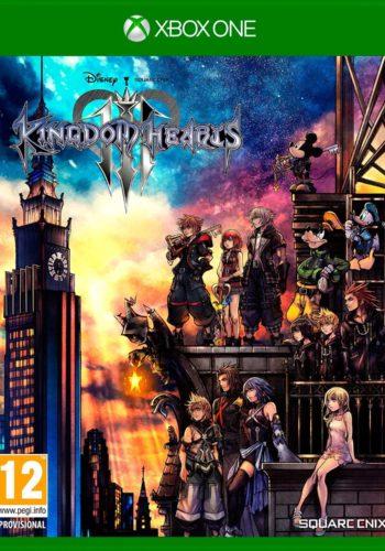 Kingdom Hearts 3 Standard Edition XBOX One