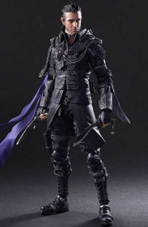 Kingsglaive Final Fantasy XV Play Arts Kai Figura Nyx Ulric 01