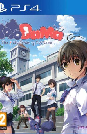 Kotodama The Seven Mysteries Of Fujisawa PS4