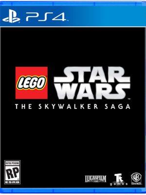 LEGO Star Wars La Saga Skywalker PS4