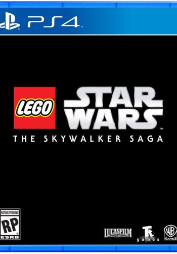 LEGO Star Wars La Saga Skywalker PS4