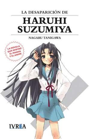 La Desaparicion De Haruhi Suzumiya