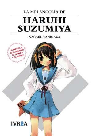 Haruhi Suzumiya Novela