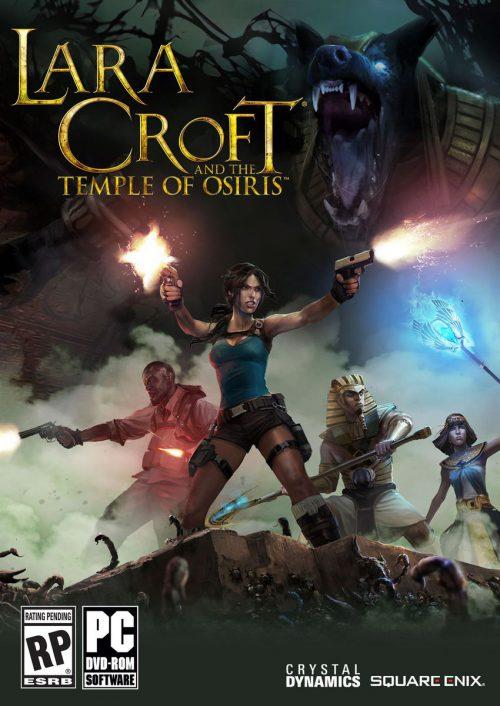 Lara Croft and the Temple of Osiris Gold Edition PC Portada