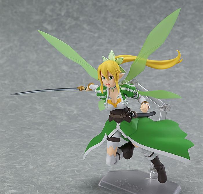 Leafa Figma Sword Art Online 02
