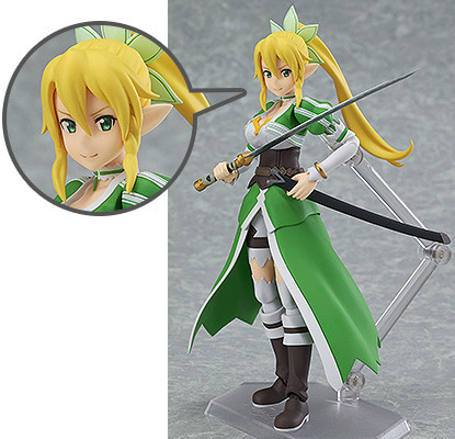 Leafa Figma Sword Art Online 06