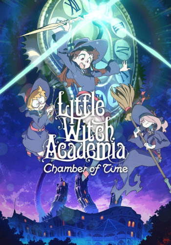 Little Witch Academia Chamber of Time PC Descargar