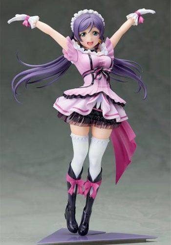 Love Live! Figura Birthday Figure Project Nozomi Tojo 21 cm 01