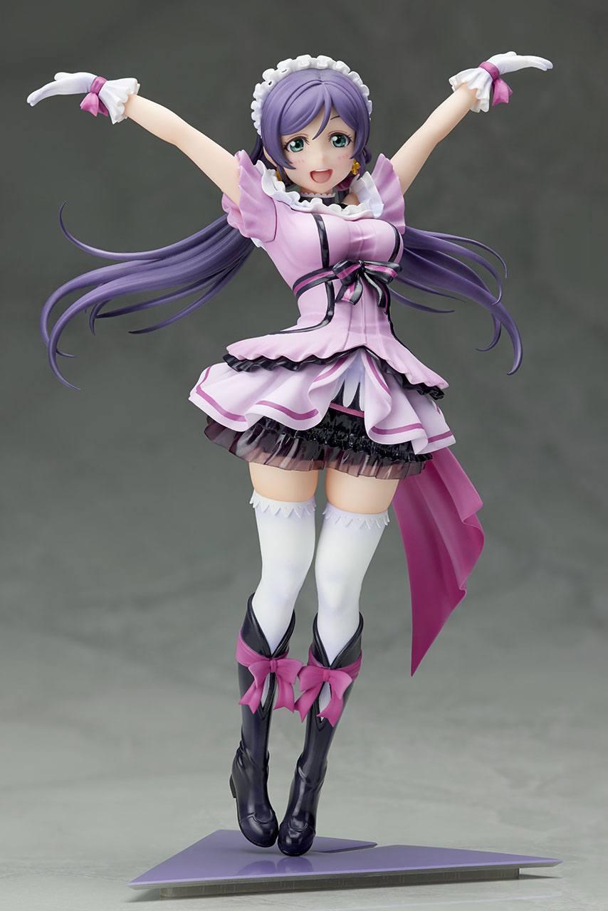 Love Live! Figura Birthday Figure Project Nozomi Tojo 21 cm 02