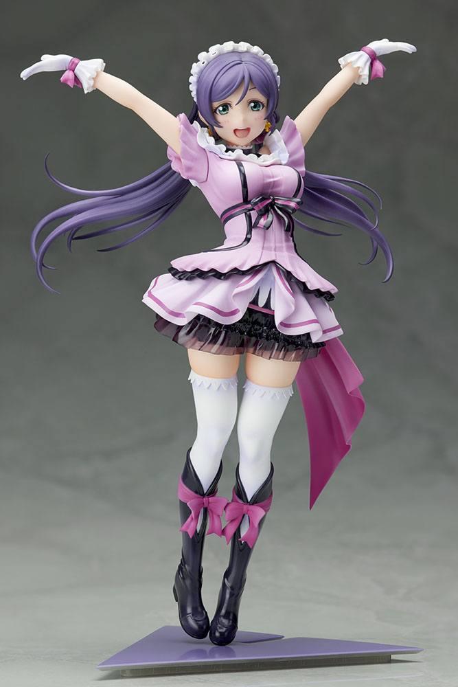 Love Live! Figura Birthday Figure Project Nozomi Tojo 21 cm 03