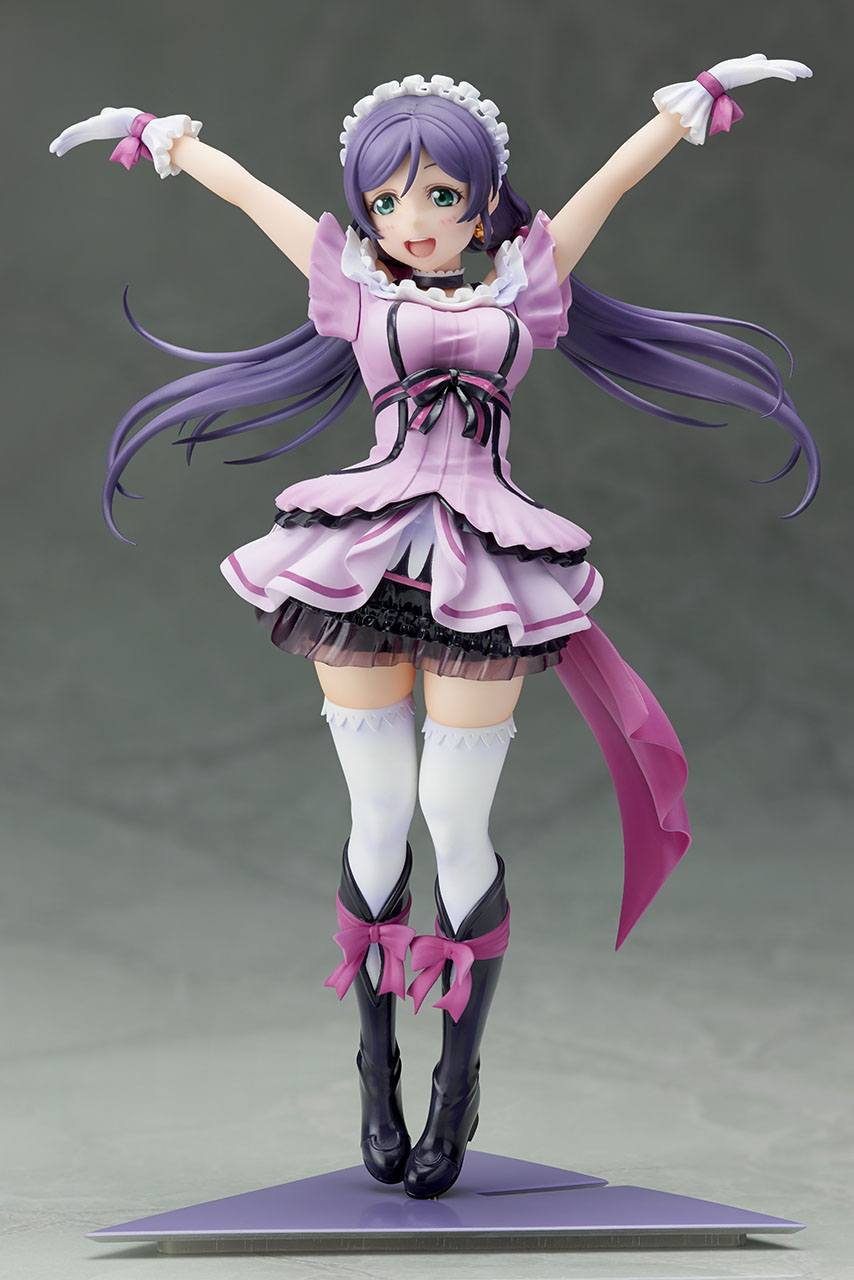 Love Live! Figura Birthday Figure Project Nozomi Tojo 21 cm 04
