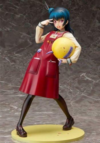 Love Live! Sunshine!! Figura Yoshiko Tsushima Gamers Numazu 01